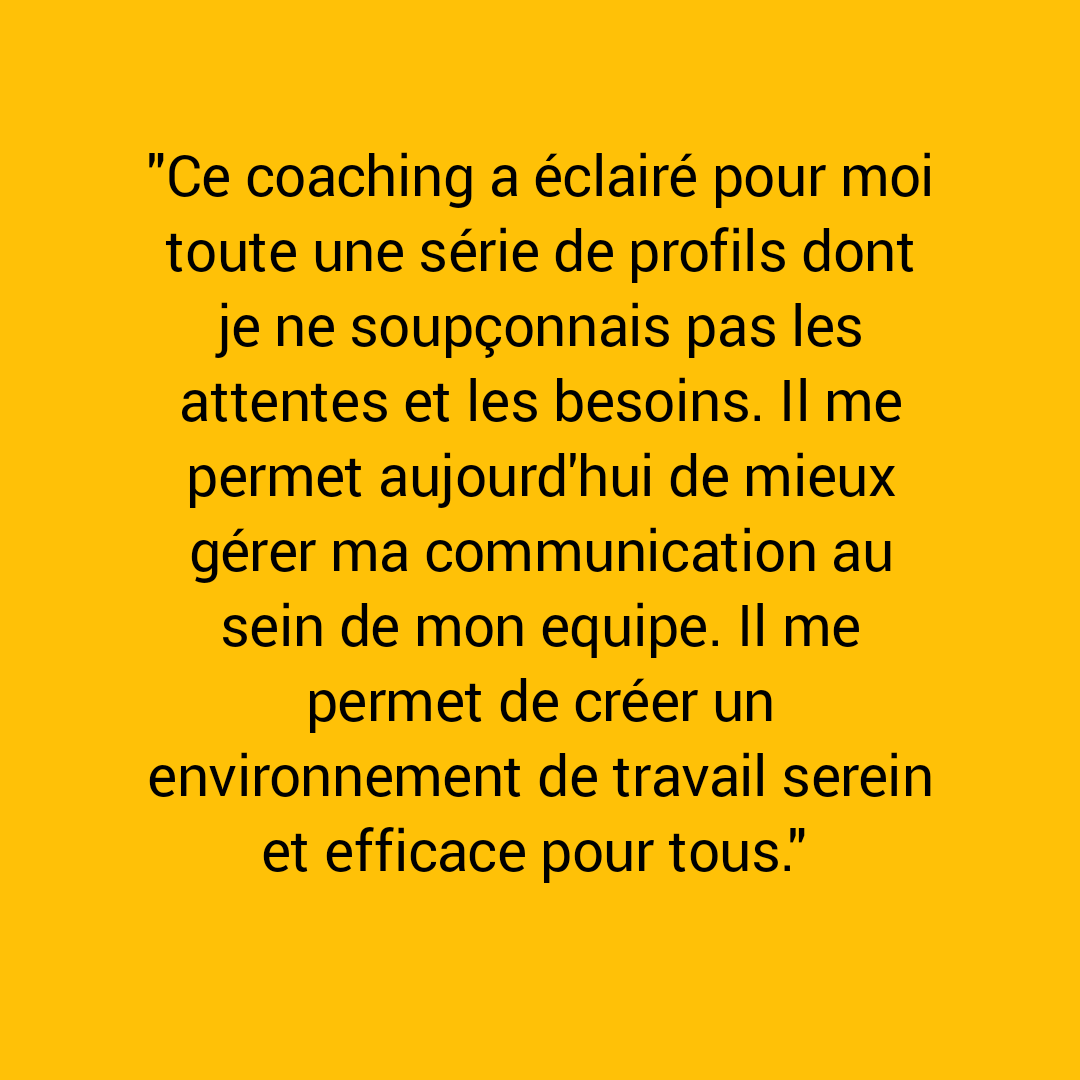 avis coaching manager